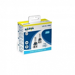 Лампа светодиодная Narva H8 12/24V RPL2 Range Performance LED 6500K